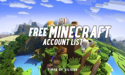 free minecraft account list