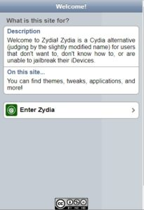 Zydia Download