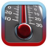 HD Thermometer app for iphone