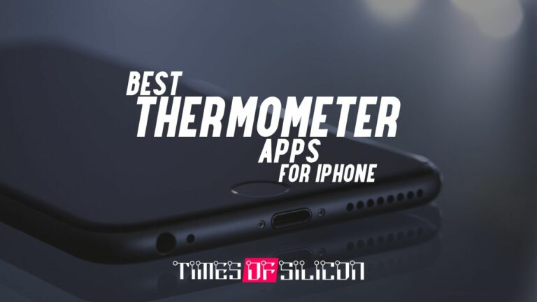 Thermometer App iPhone