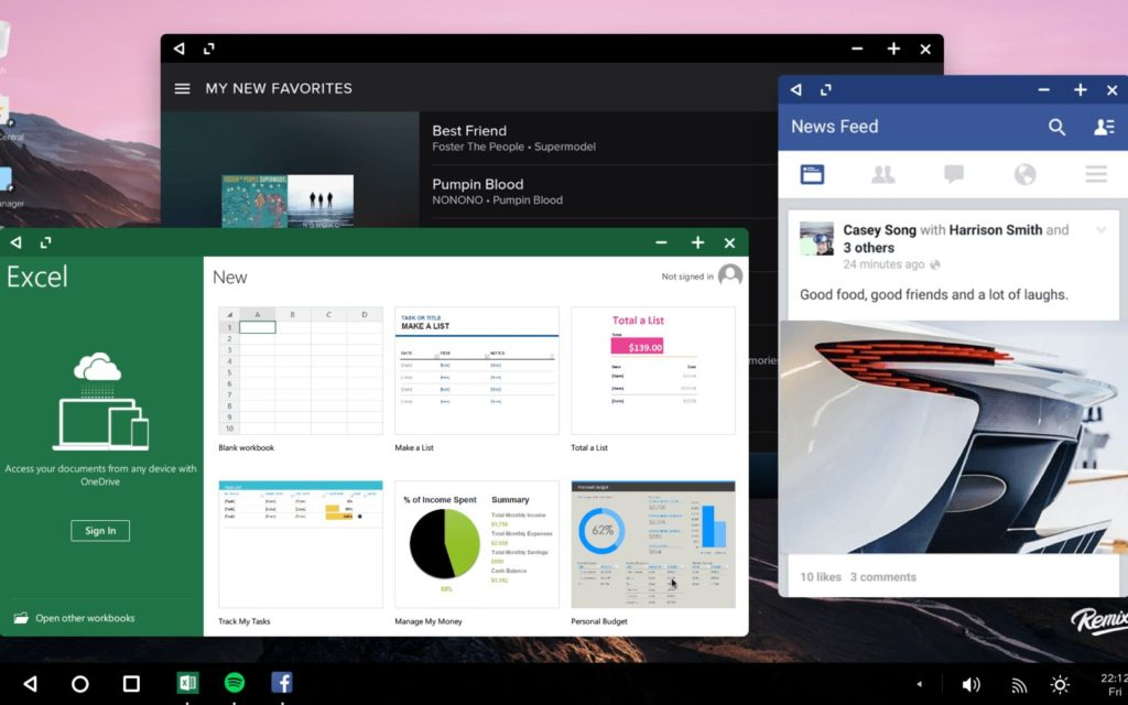 remix os BlueStacks Alternative