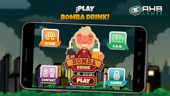 bomba drink drinking game apps