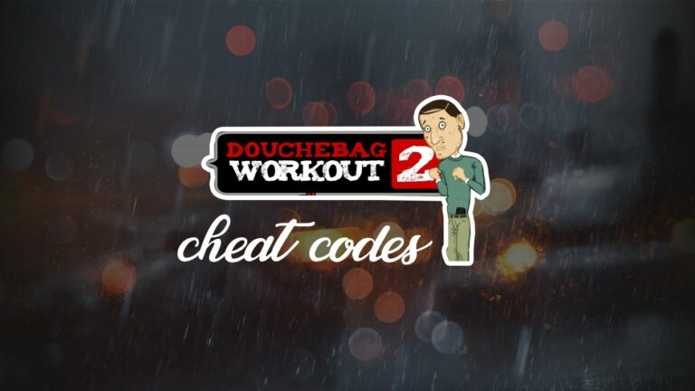 douchebag workout 2 hacked