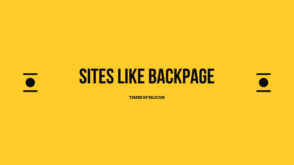 12 New Alternative Sites like Backpage