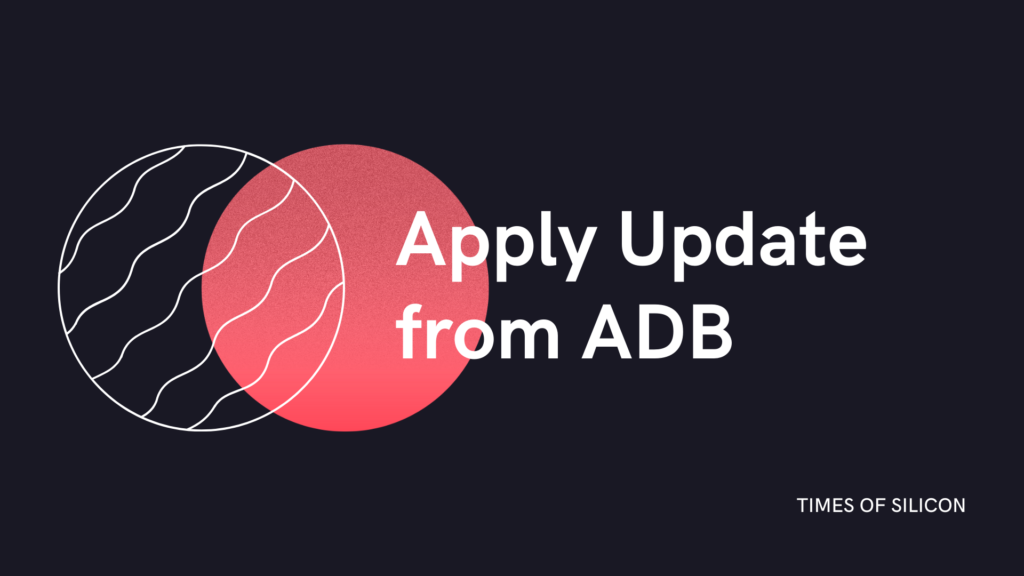 How to Apply Update from ADB Sideload