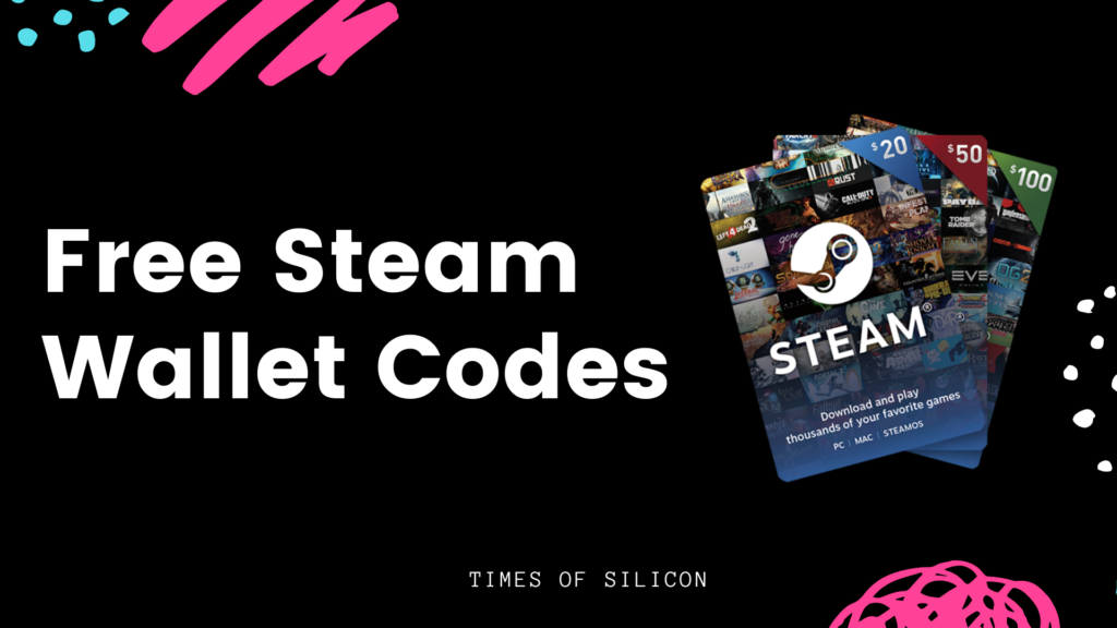 How to get Free Steam Wallet Codes in 2021