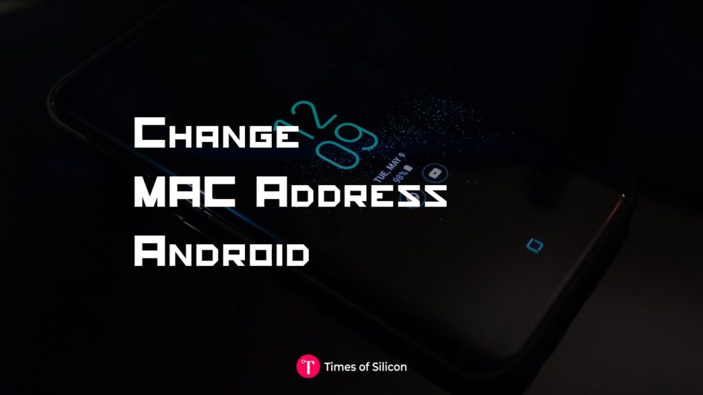 change MAC address Android