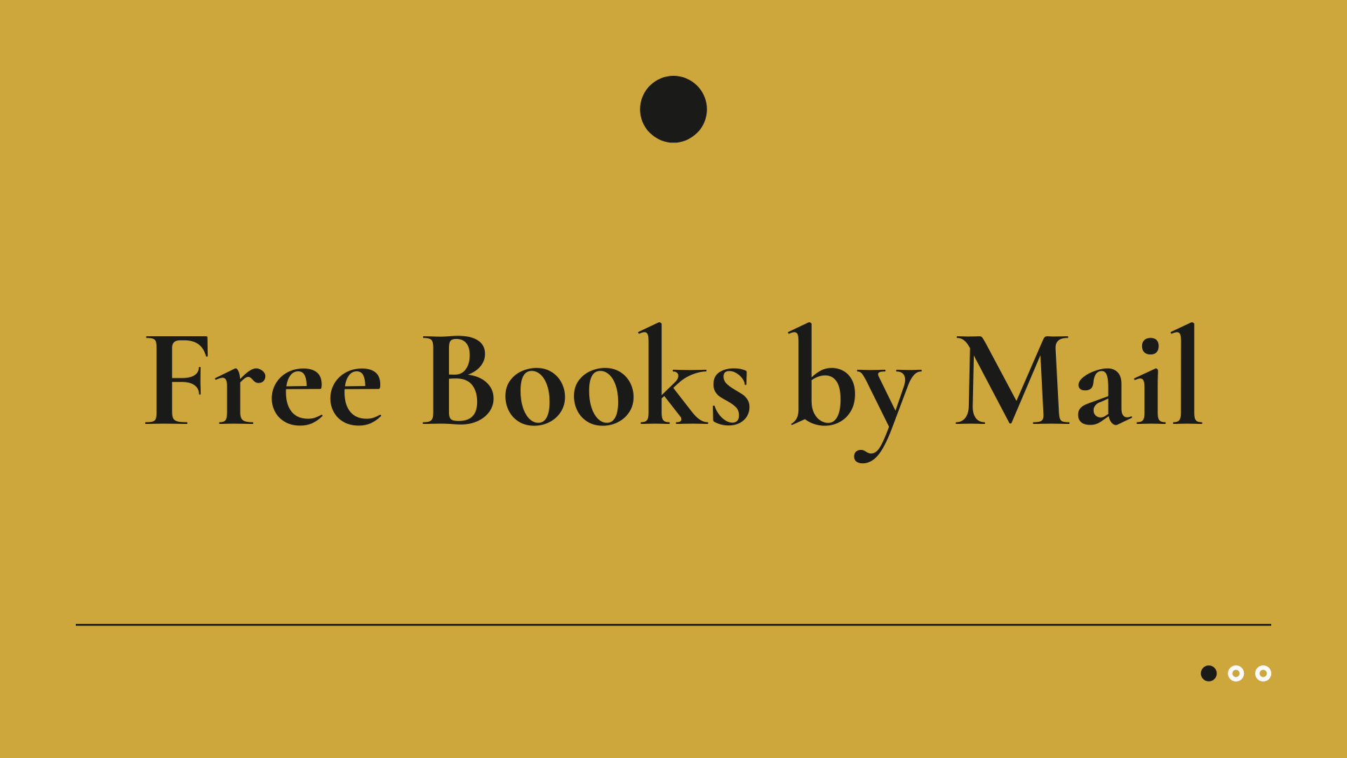 get free books by mail worldwide