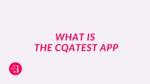 what is CQAtest app