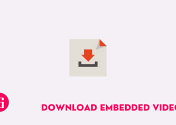 Download Embedded Videos chrome
